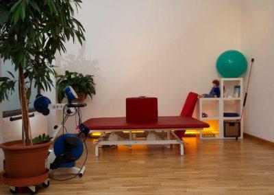 Kompetenzzentrum Querschnitt: Therapieraum